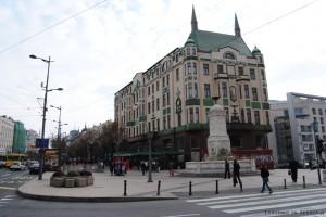 01 - Piazza Terazije - FAI CLIC PER INGRANDIRE