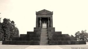 MONTE AVALA: Monumento al Milite Ignoto