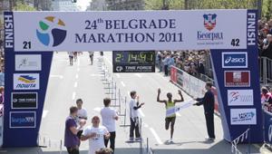 Maratona di Belgrado