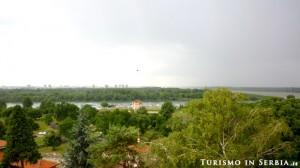 BELGRADO: Parco Kalemegdan