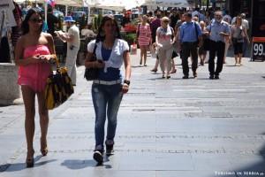 07 - Le ragazze del Centro di Belgrado