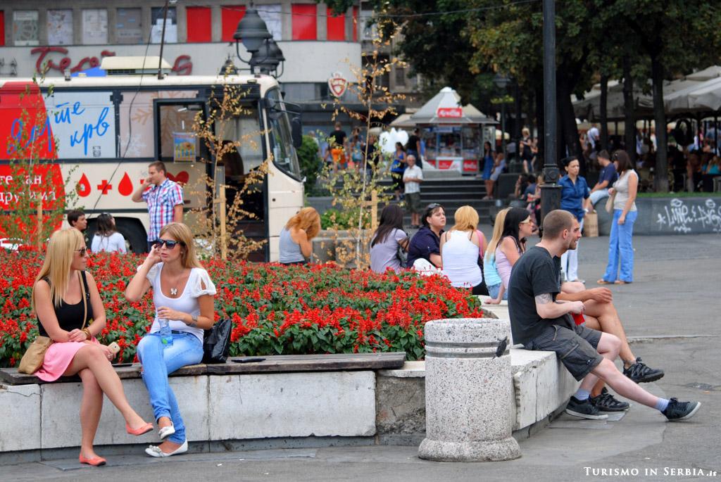 11 - Le ragazze del Centro di Belgrado