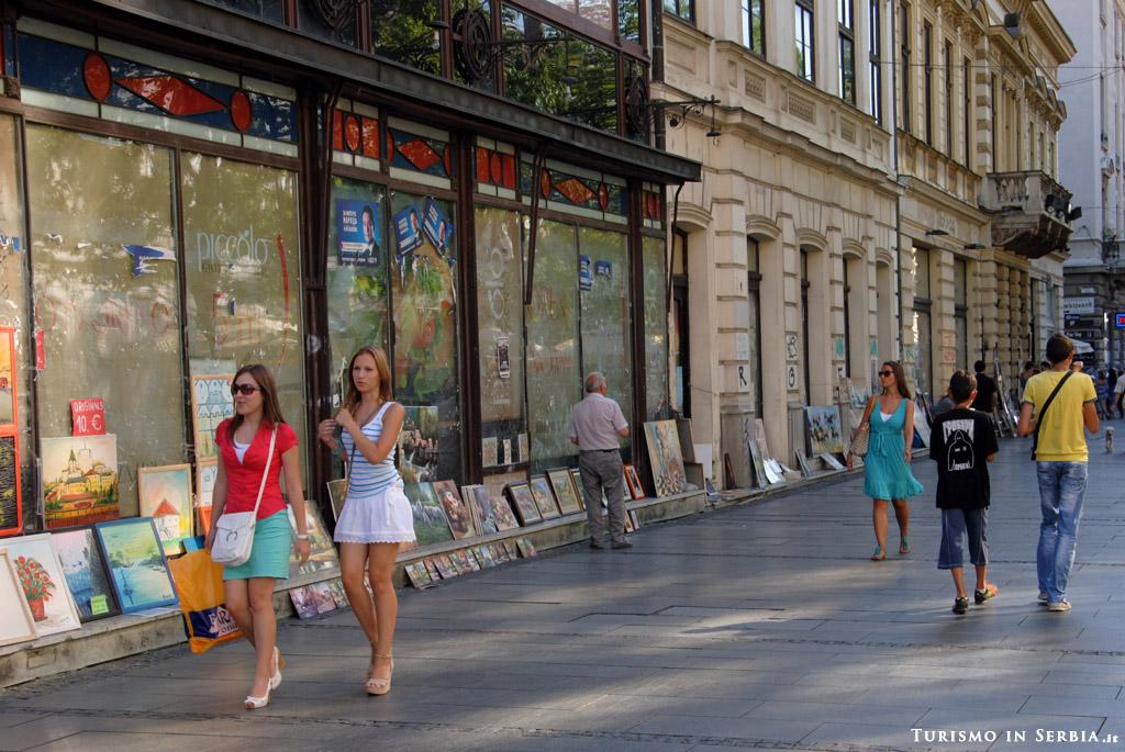12 - Le ragazze del Centro di Belgrado