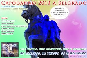 Capodanno 2013 a Belgrado