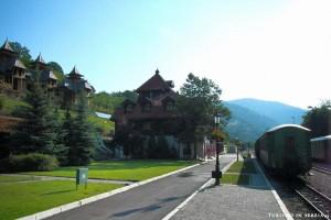 10 - Zlatibor e dintorni - Stazione di Mokra Gora