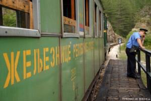 12 - Zlatibor e dintorni - Il treno Ćira