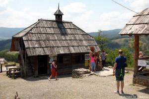 14 - Zlatibor e dintorni - Casa del profeta Mitar Tarabić a Kremna