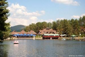 02 - Zlatibor e dintorni - Il laghetto di Zlatibor