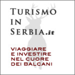 Turismo in Serbia.it cerca una collaboratrice residente a Belgrado