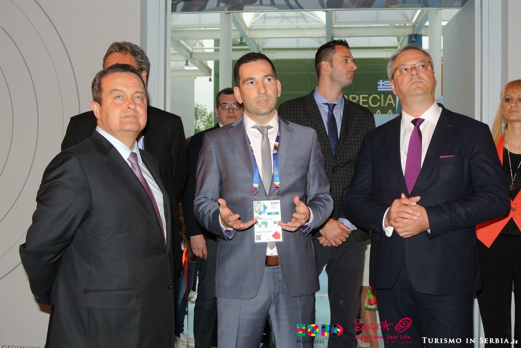 10 - EXPO Serbia 2015 Opening Day
