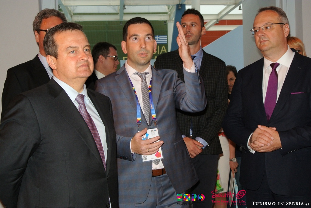 11 - EXPO Serbia 2015 Opening Day