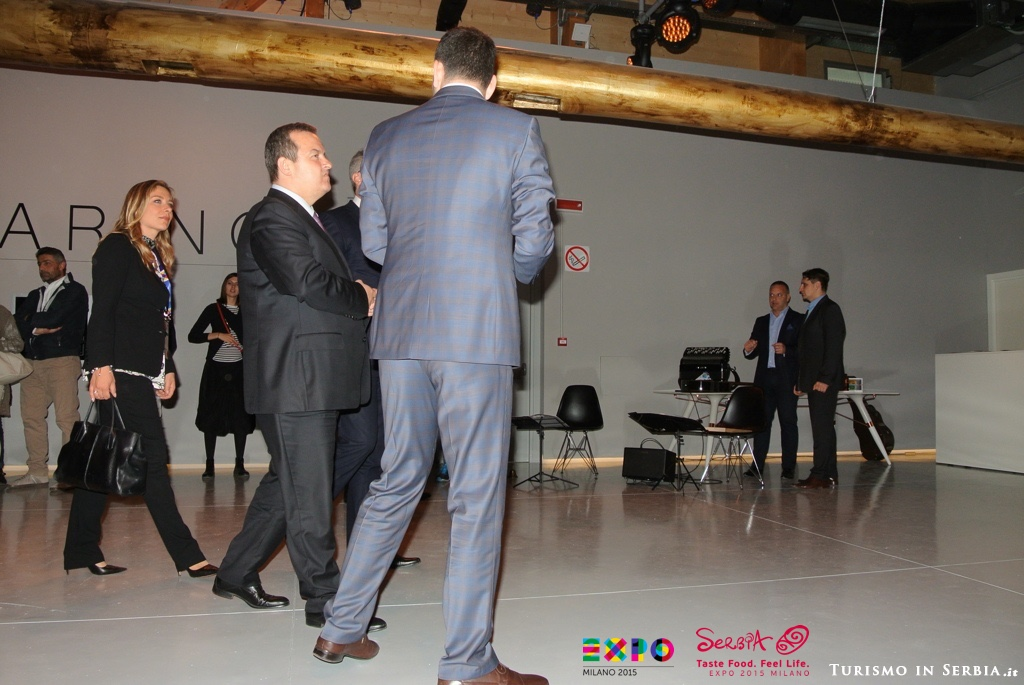 12 - EXPO Serbia 2015 Opening Day