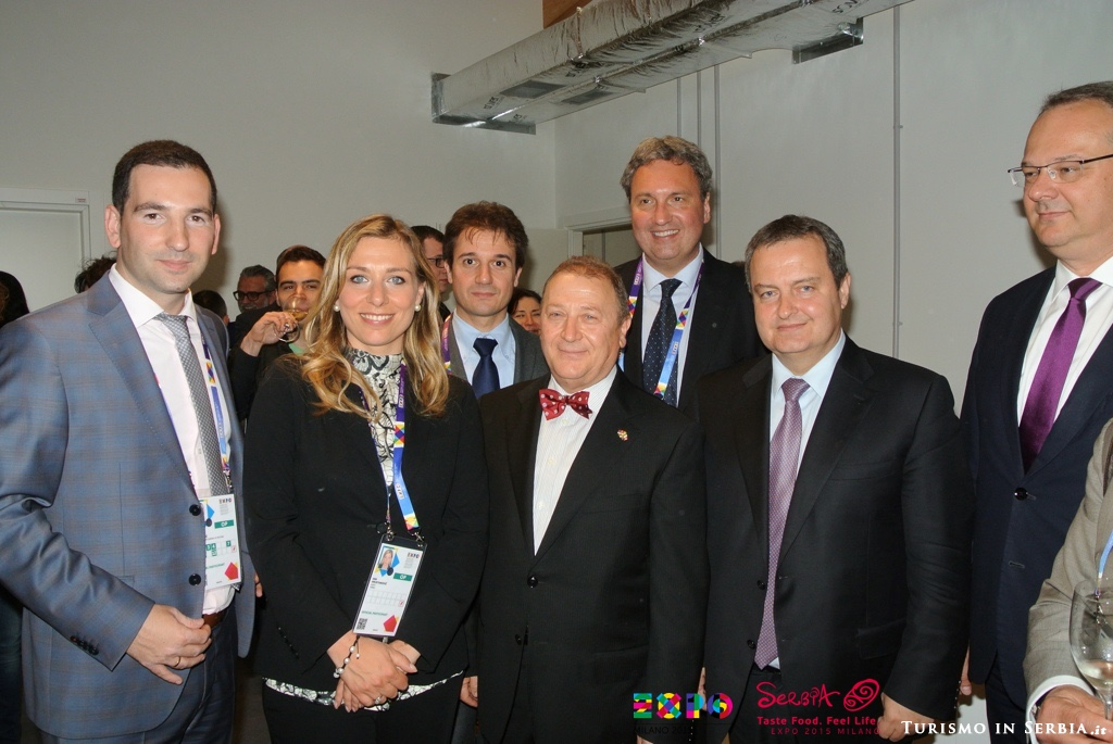 15 - EXPO Serbia 2015 Opening Day