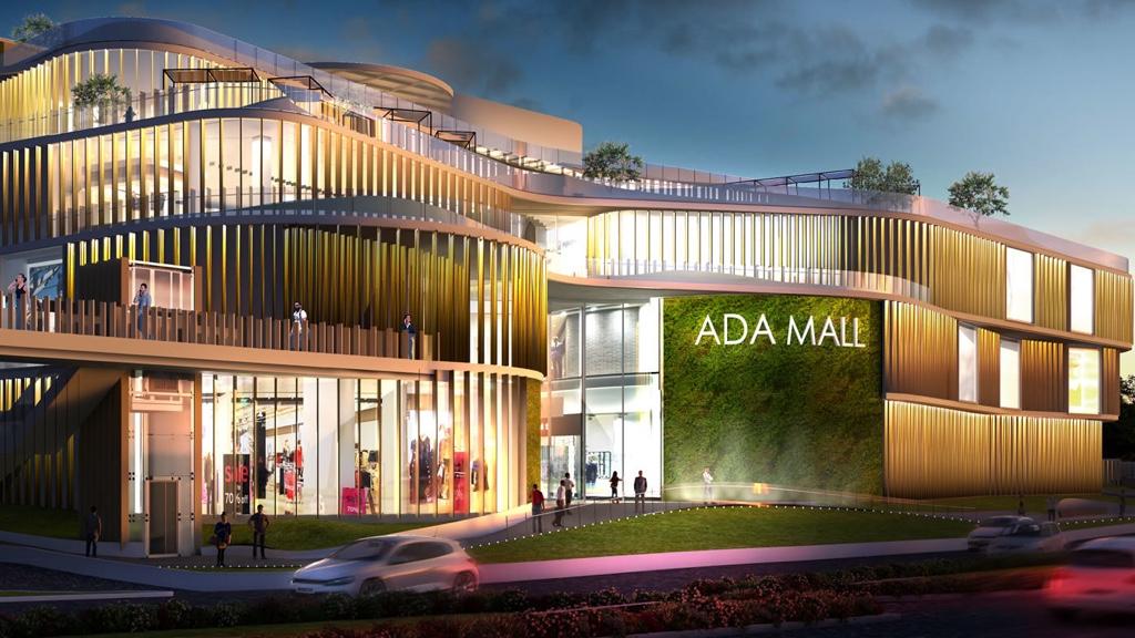 Ada Mall Belgrado - 01