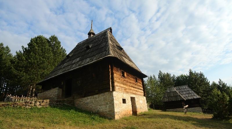 Museo a cielo aperto Sirogojno