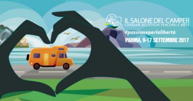 Parma, 9-17 settembre: al via il Salone del Camper 2017. Camping e aree di sosta in Serbia