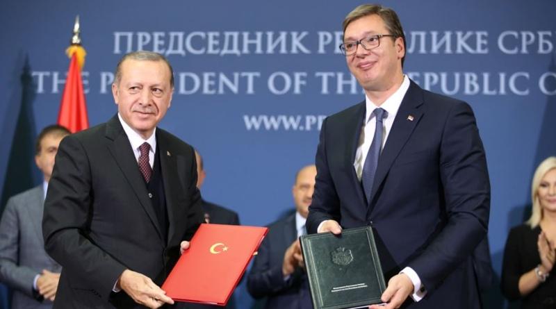"Intesa fra Serbia e Turchia. Erdoğan a Belgrado: ""La Serbia è un Paese chiave per i Balcani"""
