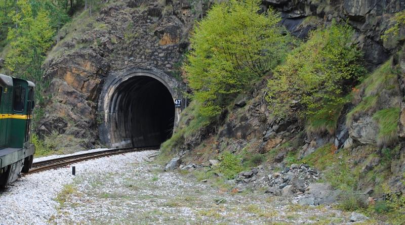 Treno e la ferrovia di Šargan - Šarganska Osmica