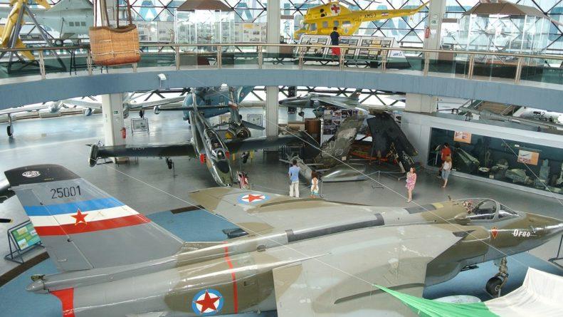 Museo dell'Aviazione di Belgrado - Muzej Vazduhoplovstva