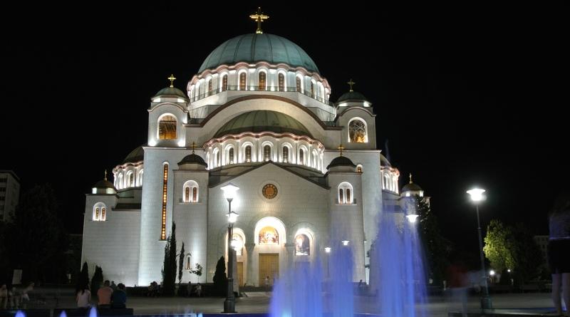 Tempio di San Sava a Belgrado - Hram Svetog Save