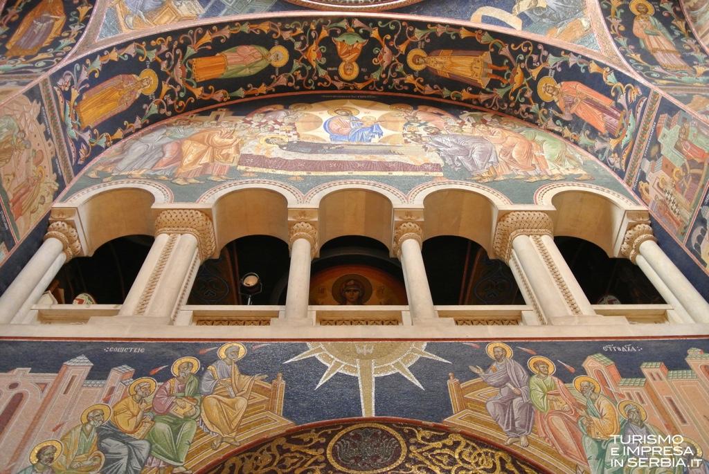 Chiesa di San Giorgio - Topola