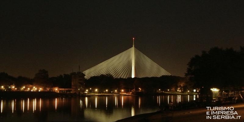 Ponte Ada - Belgrado
