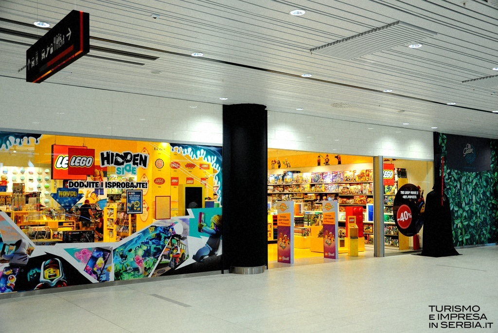 Flagship Store Lego - Rajićeva Shopping Center