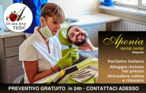 Clinica Dentistica Aponia Dental Centar - Belgrado