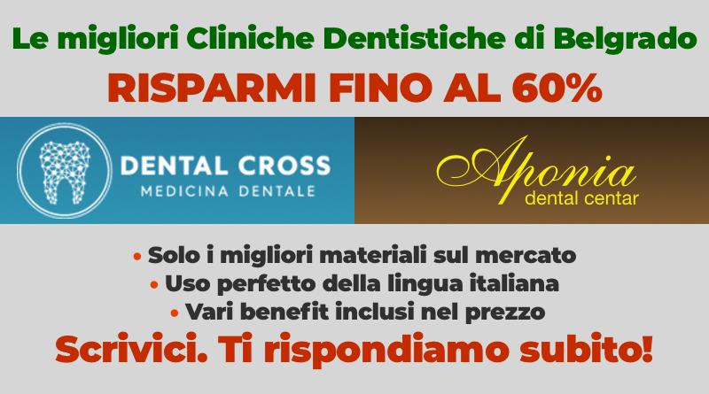 Cliniche Dentistiche Belgrado