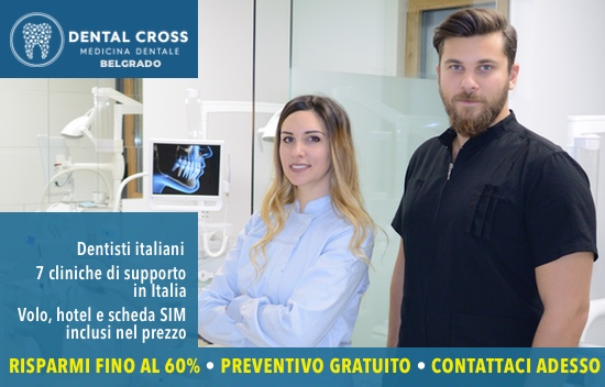 Clinica Dentistica Dental Cross - Belgrado