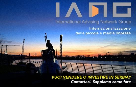 IANG - Internazionalizzazione delle Pmi