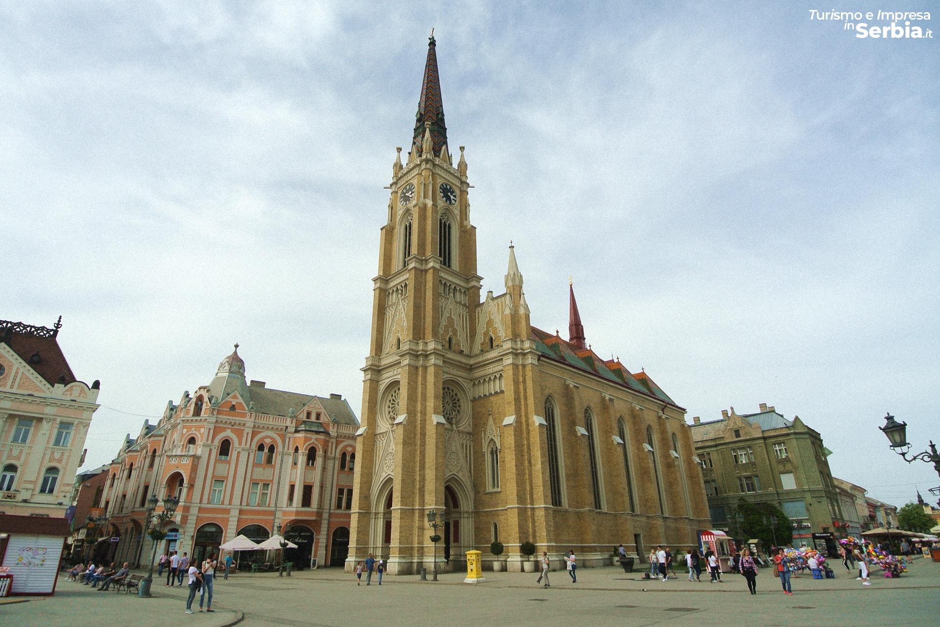 Novi Sad - Chiesa cattolica